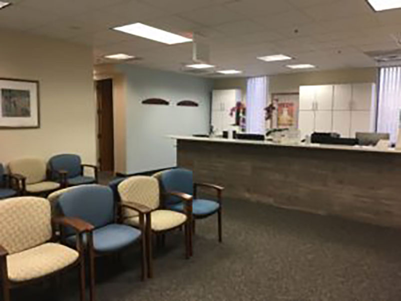 Waiting Area | Wyse Eyecare | Northbrook